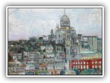 A View of Montmatre